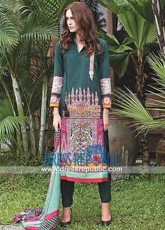 Firdous Cloth Mills Winter Dresses 2013 With Free Shipping, Linen Fabric Bahadurabad Market Lawn, Designer Lawn Dresses By Pakistan, 2013 Winter Season Lawn, Vibrant Designs 2013 For Winters Stand out this season in pakistani designer dresses for winters 2013. Shop brands including sana safinaz, asim jofa and gul ahmed by www.dressrepublic.com