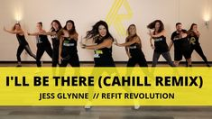 """Looking for a high energy, easy-to-learn warm up? We keep the moves simple and the mood FUN with this Cahill remix to """"I'll Be There"""". Zumba Videos, Workout Videos, Exercise Videos, Toning Workouts, Dance Workouts, Cardio Dance, Dance Moves, Dance It Out, Just Dance"""