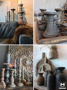 Hoffz accessoires in de showroom van Molitli Interieurmakers