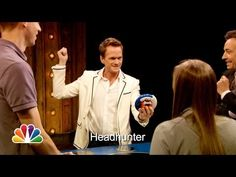 ▶ Catchphrase with Neil Patrick Harris and Jimmy Fallon (Late Night with Jimmy Fallon) - YouTube