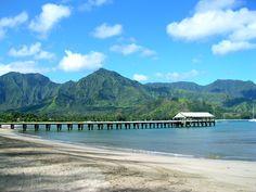 Hanalei Bay, beautiful, peaceful