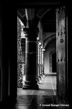 Claustro del convento de Tula Hidalgo #Hidalgo