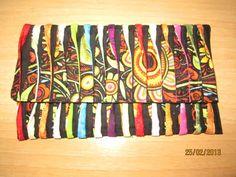 Creaciones Artisticas Nessy: Monedero de pliegues