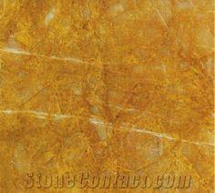 Giallo Serena Oriental - ENLY STONE, China Yellow Marble Slabs & Tiles