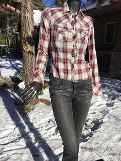 Women's Paper Denim And Cloth Size 26 Skinny Black Derek Jeans Free Ship  | eBay