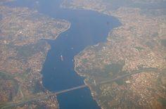 Bosphorus Strait (cruise along the Bosphorous) - Istanbul, Turkey