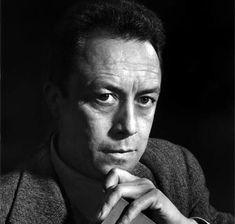 Albert Camus. (Mondovi, Argelia, 1913 - Villeblerin, Francia, 1960) Novelista, dramaturgo y ensayista francés.  En su variada obra desarrolló un pensamiento fundado en la conciencia del absurdo de la condición humana.