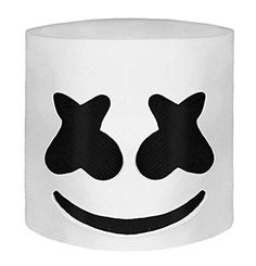 DJ Mask, Music Festival Helmets, Full Head Masks Halloween Party Props Costume M Halloween Cosplay, Cosplay Costumes, Halloween Party, Halloween 2017, Adulte Halloween, Marshmello Dj, Costume Birthday Parties, Fig Cake, Black Phone Wallpaper
