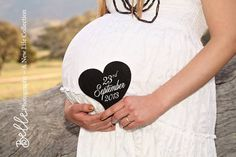 Claudia Owen pregnancy photo shoot by Belle Photography.  This is my due date.