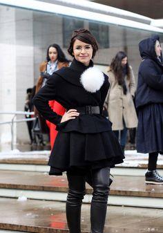 Miroslava Duma and Her Style