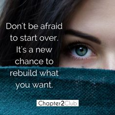 #Chapter2club - Your Guide and Online partner to help you Manage your #lifeafterdivorce. Reclaim your identity and reclaim your life.