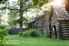 Take It Outside: Lincoln #Pioneer Village in Rockport, #Indiana -- This is so, SO well done! Our boys loved it!