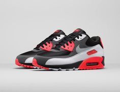 Marathon Season is on. Come RUN with us. Have you checked the latest Iconic Infrared Air Max 90 from #Nike at #ForumCourtyard.