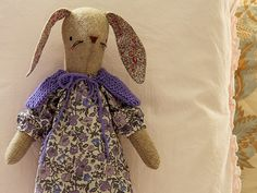Posie Gets Cozy - Miss Maggie Rabbit - link in post