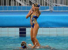 Sul-Americano: Brasil conquista ouro no nado sincronizado