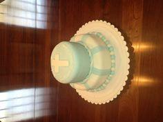 Jackson's Christening Cake!