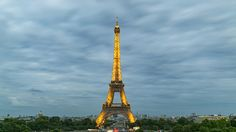 Unknown Facts About the Eiffel Tower : The Tower weighs 10,100 tons, out of which the iron structure weighs 7,300 tons.
