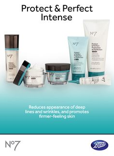 Must-have No7 products.