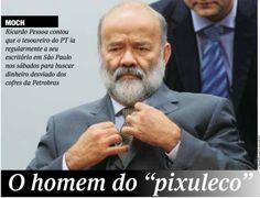 A REPORTAGEM-BOMBA DE VEJA: O EMPREITEIRO CONTA TUDO – Renuncie, Dilma! Faça ao menos um bem ao Brasil. Ou aguarde o impeachment, o que vai custar mais caro aos pobres