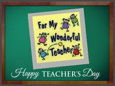Teachers Day Wishes, Happy Teachers Day, Teachers' Day, Happenings, Famous Quotes, Quote Of The Day, Respect, Celebration, Knowledge