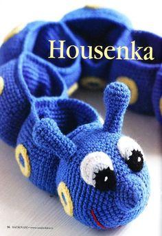 Háčkované návody na hračky - Album používateľky anna2912 Crochet Animals, Crochet Toys, Crochet Baskets, Amigurumi Toys, Baby Toys, Beanie, Dolls, Children, Monsters