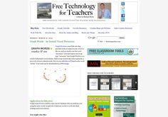 http://www.freetech4teachers.com