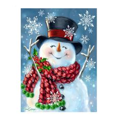Are you looking for ideas for christmas pictures?Check out the post right here for perfect Xmas ideas.May the season bring you serenity. Christmas Squares, Christmas Canvas, Christmas Paintings, Christmas Projects, Holiday Crafts, Snowmen Paintings, Wall Paintings, Christmas Scenes, Christmas Pictures