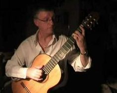 J.S. Bach - Air, a beautiful guitar performance by Per-Olov Kindgren. I like his interpretation.