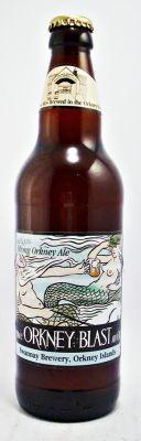 Orkney Blast Strong Scottish Ale