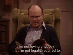 How I Feel About Relatives.