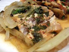 Make and share this Cod Fish Grilled in Foil recipe from Food.com.