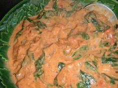 Mchicha - Tanzanian Spinach And Peanut Curry. Recipe - Food.com