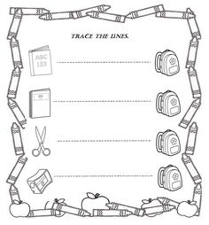 different-worksheet-for-kids | Crafts and Worksheets for Preschool ...