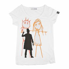 T-Shirt Save The Children Bianca by Randomstyle