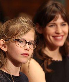 Jennifer Garner and Violet Affleck: 11 Celebrity Parents and Their Look-Alike Kids - mom.me