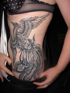 Phoenix Tattoo Ideas 2012  Desings Trendy Models Laser