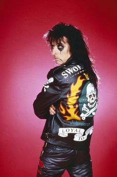 ImageFind images and videos about alice cooper on We Heart It - the app to get lost in what you love. Alice Cooper, Rock N Roll Music, Rock And Roll, Detroit, Michigan, Rock Revolution, Bryan Adams, Rock Of Ages, Heavy Metal Music