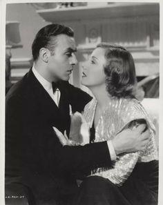 "Irene Dunne and Charles Boyer in ""Love Affair"""