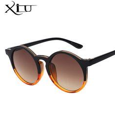 d63a658403bf4 Oversized Round Sunglasses Women Brand Designer Sunglases Woman Sun Glasses  Fashion Summer Gafas Feminino Oculos De