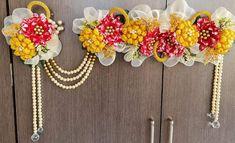 Diwali Diy, Diwali Craft, Cloth Garland Diy, Diwali Decoration Items, Door Hanging Decorations, Trousseau Packing, Diy And Crafts, Arts And Crafts, Anklet Designs