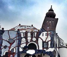 hundertwasser art house