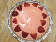 Strawberry Cream Cheese Pie |