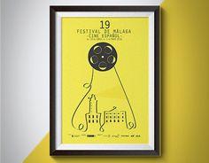"Check out new work on my @Behance portfolio: ""Propuestas Cartel Festival Cine de Málaga 2016"" http://be.net/gallery/31322267/Propuestas-Cartel-Festival-Cine-de-Malaga-2016"