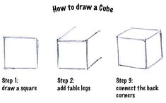 how-to-draw-cube