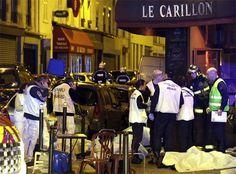Над 40 убити и 100 заложници при терористични атаки в Париж (СНИМКИ)