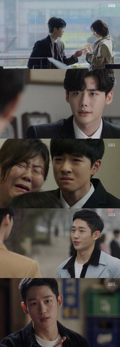 [Spoiler] Added episodes 5 and 6 captures for the #kdrama 'While You Were Sleeping - 2017'