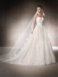 Brautkleid Prinzessin Malisa