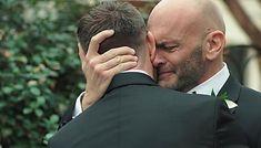 Heartfelt Gay Wedding Vows Will Make You Cry Kate Moss Style, Daniel Johns, Kids Poncho, Make You Cry, Farrow Ball, Wedding Vows, Machine Learning, Rihanna, Affair