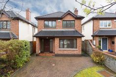 41 Belmont Lawn, Stillorgan Road, Blackrock, Co Dublin, Blackrock, Co. Dublin - 4 bedroom detached house for sale at e550,000 from Hunters Estate Agent