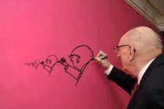 Lovely illusion old man. :)